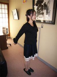 船井幸雄氏が自身のブログ「船井幸雄.com」紹介しました両手振り運動